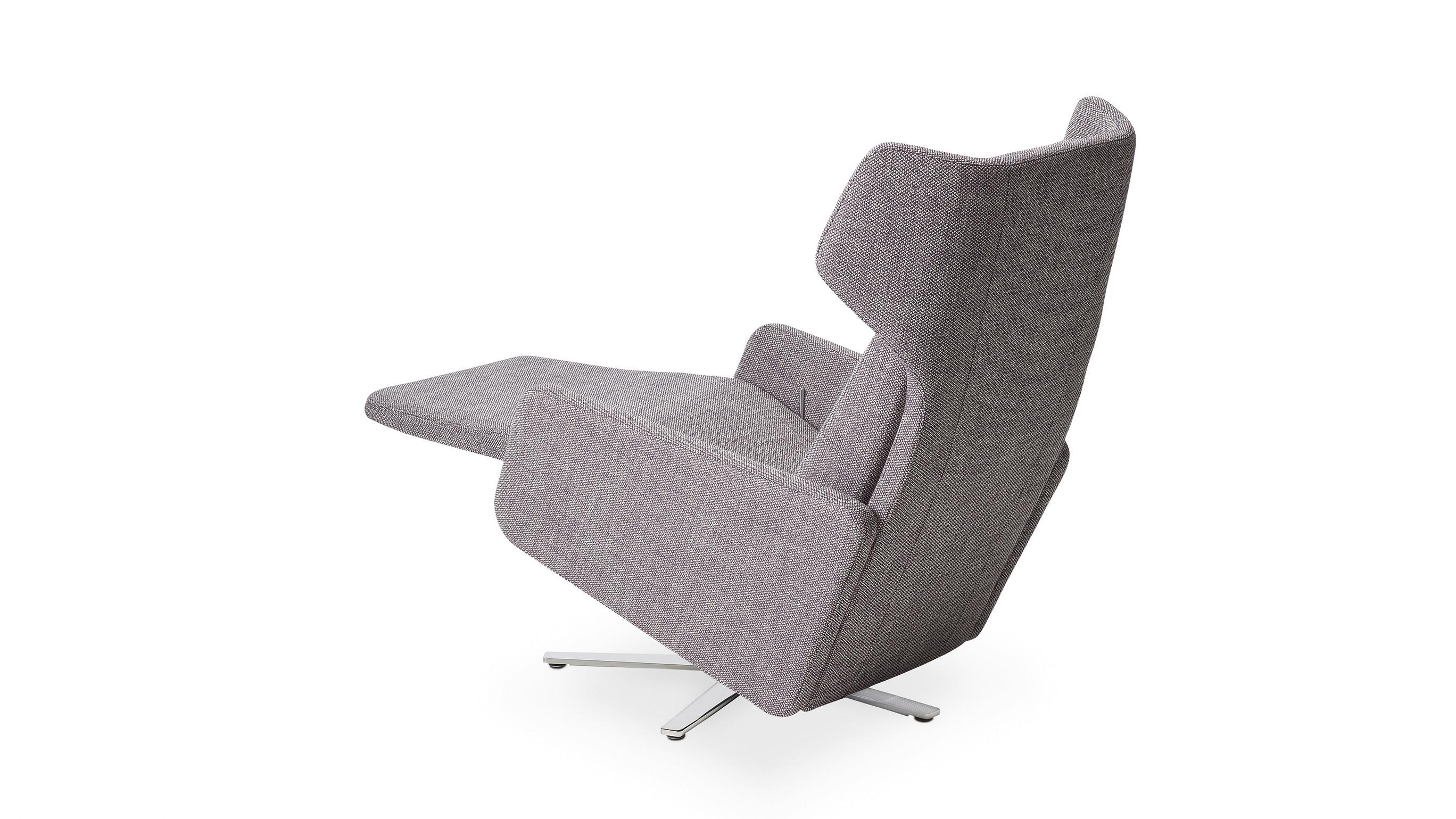 Nano wing chair intertime for 0hren sessel